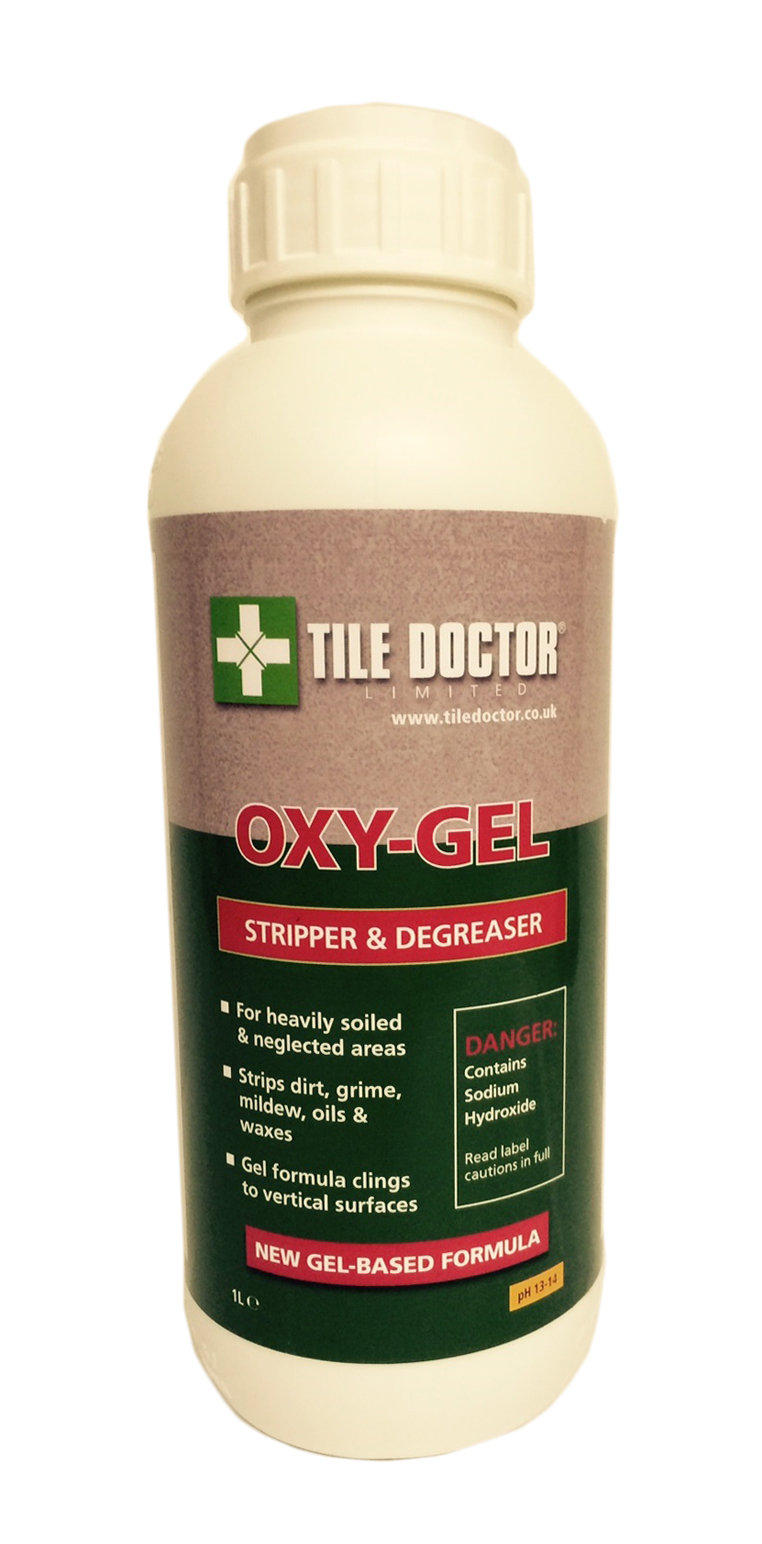 Tile Doctor Oxy Gel