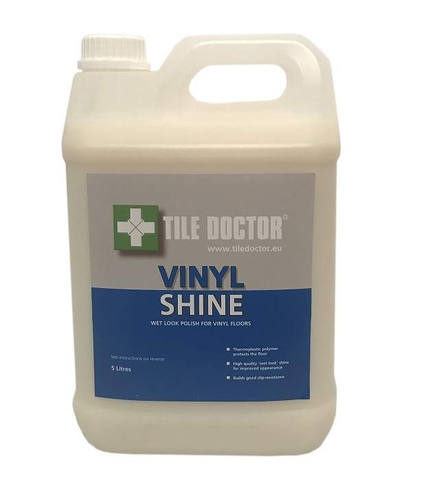 Tile Doctor Vinyl Shine